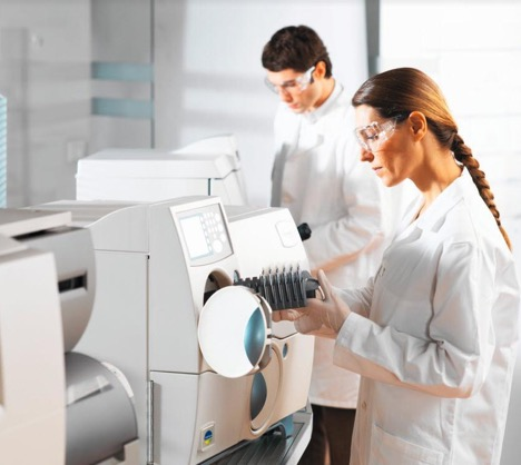 The VITEK 2 system has everything healthcare laboratories need for fast, accurate microbial identification, and antibiotic susceptibility testing.